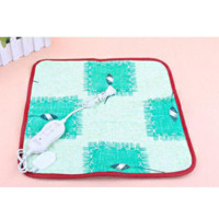 Wholesale Electric Blanket Dogs - Hot Seller Colorful Pet Puppy Kitten Electric Heat Pad Two Gear Temperature 18W Dog Cat Bunny Heater Mat Blanket Bed 40*40cm
