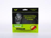 Wholesale Brand Badminton Rackets - Wholesale Raquette Brand 0.75mm 26-28lbs Racket Direct Selling Promotion G3 2017 20pcs lot Racquet High Quality String Badminton