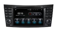Android7.1 Two Din 7-дюймовый автомобильный DVD-плеер для Mercedes-Benz / E-Class / W211 / E300 / CLK / W209 / CLS / W219 / G-Class / W463 Canbus Radio GPS-навигатор FM