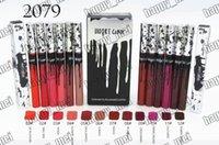 Wholesale candy gloss - Factory Direct Free Shipping New Makeup Lips Brooke Candy Vamplify Lip Gloss !5ml