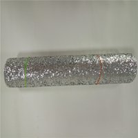 Wholesale Vinyl Glitter Fabric - High quality colorful wall paper, glitter wallpaper rolls