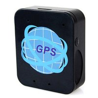 Wholesale Gps Personal Position Tracker - GSM 850 900 1800 1900mHz Quadband Vehicle Car Tracking System Device GPS GPRS GSM Tracker Mini Personal Locator SMS Positioning SOS Function