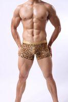 Wholesale Leopard Underwear For Men - 803 Wholesale COCKCON Boxer Shorts For Men Leopard Underwear M L XL XXL Boxer Shorts