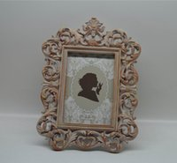 classic 5x7 photo frames 4x6 quot and x7 quot distressed whitewash resin photo frames vintage