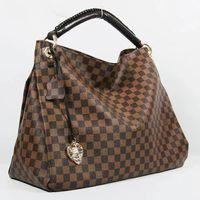 Wholesale Quality Messenger Bags - Free shipping Top quality genuine real leather women's handbag pochette Metis shoulder bags crossbody bags messenger handbags purse L2588V