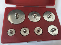 Wholesale weight calibration - Calibration Weight Set 7PCS Set 200g 100g 50g 20g 10g 5g Grams Precision Calibration Jewelry Scale Weight Sets Total 500g