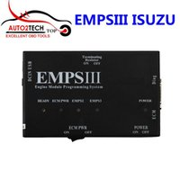 Wholesale Dealer Diagnostic - Wholesale-Free Ship!Truck Diagnostic and Programming tool For EMPSIII 2012.5V Programming Plus For ISUZU with Dealer Level Best Quality