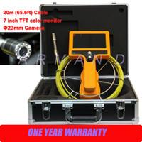 encanamento industrial venda por atacado-Tubo de inspeção de drenagem da câmera Industrial endoscópio 710-SCJ equipamento de linha de processo de detector de encanamento