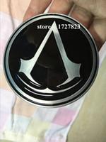 Wholesale Pewter Belt - Wholesale-Oum Assassin's Creed Syndicate belt buckles unique Silver Black pewter belt buckle Texas Western Buckle Retail company wholesale