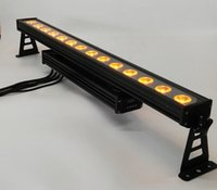 Wholesale DMX512 outdoor IP65 w rgbwauv in Led Wall Washer light led bar stage light building gardon city color effect light