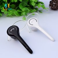 Wholesale Earphones For Watch Phone - Bluetooth V4.0 Wireless Q8 Bluetooth Headphones Business Earbuds HIFI Earphones&Headphone Mic Headphone For Phone PC Tablet Smart Watch