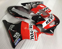 Wholesale 99 Honda Cbr F4 - New 100% Fit Injection molding Fairing Set for HONDA CBR600F4 99-00 CBR 600 F4 FS CBR600FS CBR 600F4 F4 99 00 1999 2000 Cool style repsol