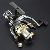 Wholesale Bait Runner Reels - Smooth Spinning Reel Fishing Reel 9+1 BB Carp Fishing Reel Bait Runner Fishing Reel free shipping