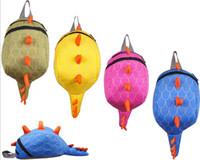 Wholesale Backpack Old School - 2016 New Kids Oxford Backpack 2-6 Years Old Children Cartoon Cute Schoolbag Dinosaur School Bags for Children