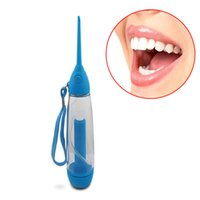 Wholesale Tooth Floss Tool - Wholesale-Portable Oral Irrigator Dental Flosser Floss Care Implement Pressure Water Flosser Teeth Cleaning Tools Oral Care