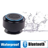 Wireless Mini altavoz del bluetooth resistente al agua de ducha Manos libres para altavoces Apple Computer dispositivos Android PC