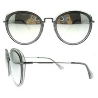 Wholesale Stylish Bags For Men - New arrival fashion stylish oval sunglasses with polaorid lens for men women metal frame designer sunglasses