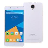 doogee phone оптовых-Doogee IBIZA F2 5.0 дюймов 1G RAM 8G ROM MTK6732 четырехъядерный процессор OTG 4G LTE телефон
