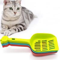 Wholesale Cat Litter Wholesale - New Cat Cleaning Shovel Cat Litter Pet Poop Scoop Durable Plastic Scooper With Ecnomic Price Pet Cleaning Supplies