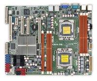 Wholesale Asus 1366 Motherboard - For Asus Z8NA-D6 Used Server Desktop Motherboard 5500 Socket LGA 1366 i7 DDR3 32 48G SATA2 ATX