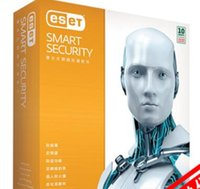 vente en grosEsET Smart Security v10 / v9 ESET Nod32 2year3pc Key + nom d'utilisateur + mot de passe