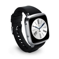 Wholesale Used Play - Z01 android 5.1 Dual-core smart watch mobile phone with sim card bluetooth wifi camera heart rate monitor WCDMA GPS google play store