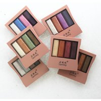 organic eyeshadow - New brand shimmery eye shadow palette cool beauty color naked makeup sexy smokey eye Organic Mineral pigment eyeshadow palette