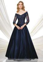 Wholesale Satin Evning Dress - mother of the bride dresses for wedding off the shoulder satin ball gown evning dresses wedding guest dresses