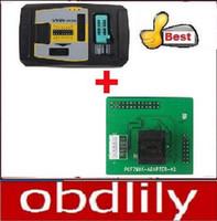Wholesale mitsubishi key prog resale online - Newest Original Xhorse VVDI PROG Programmer V4 Basic Version software Key Programmer Plus PCF79XX Adapter