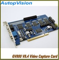 Wholesale 16ch Dvr Cctv - 16CH GV Card, GV-800 V8.4 GV DVR Board, GV800 (V8.4) CCTV GV DVR Card