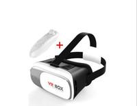 sexe vidéo achat en gros de-Sexe Vidéo Google Lunettes 3D VR BOX II Version 2.0 Lunettes VR Lunettes de réalité virtuelle 3D pour iPhone Samsung Andorid