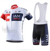 Wholesale Scott Women Cycling Set - 2016 Tour de france IAM Team cycling jersey sets Scott cycling clothing IAMFUNDS.CH short sleeve cycling jerseys women men summer bike wear