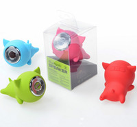 Wholesale Fly Mp3 - Mini Adorable Cartoon Flying Pigs Portable Waterproof Wireless Bluetooth Speaker Subwoofer Shower Car Handsfree Receive Call