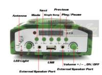 Wholesale Bird Sounds Mp3 - Outdoor Hunting Bird Caller MP3 Player 800M Remote Control 888pcs Birds Sound Loudspeaker With External Speaker & Camo Decoy Bag