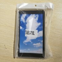 lenovo l achat en gros de-Coque en TPU en silicone pour Lenovo Tab 3 7 Essential 710F 710I 710F / I 710 F / L Basic, étui de protection pour tablette 7 pouces