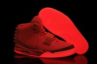 Wholesale Trendy Sport - 2016 shoes Man and Women 2 Red October West Trendy shoes sneakers basketball shoes size eur 36-47 Sports Shoes