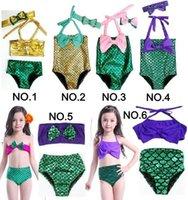Filles deux pièces Maillots de bain nœud BAIGNADE BATHING Beach maillot de bain pour âge 3-9Y