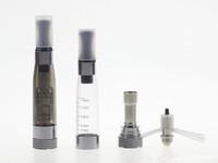 x6 buharlaştırıcı tankerler toptan satış-CE4 + Atomizer-DHL ce4 artı değiştirilebilir bobin Elektronik Sigara buharlaştırıcı ego pil için 8 renkler tankı EVOD X6 X9