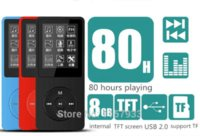 """Wholesale Mp3 Music Clock - High quality real 8GB 80 Hours lossless Music playing MP3 player 1.8"""" TFT screen MP3 E-book photo Music FM radio Clock Data"""
