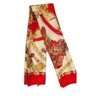 Wholesale Silk For Scarfs China - (SJW001220) 1pcs Women's Fashion Satin Silk mulberry silk scarves for women Silk Scarf silk scarf wholesale china 110cm*110cm