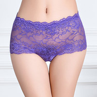 Wholesale Hot Lace Thong - HL86799 Wholesale Cheap ladys Sexy Lace Brief, Hot Sale Lace High Cut Thong, Women Sexy Lace Underwear, Underpant, Underwear, Sexy Lingerie