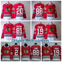 dc3ef627871 2018 AD Chicago Blackhawks 88 Patrick Kane 2 Duncan Keith 19 Jonathan Toews  Crawford Marian Hossa Brandon Saad Sharp Seabrook Hockey Jerseys ...