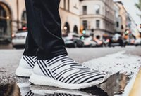 Wholesale Tango Media - 100% Original NeMeziz TANGO 17+ Ultra Boost II Uncaged 360 Agility TR Sport Running Shoes Men Beckham Casual Shoes whiteshoes size:36-45