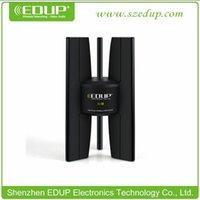 Wholesale Networking High Gain - EDUP EP-N1567 300mbps long range high gain wifi wireless USB adapter network lan card Ralink 3072 chipset Free shipping HKPAM