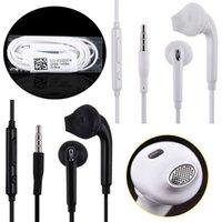 fone de ouvido bluetooth samsung s8 venda por atacado-fones de ouvido fone de ouvido fone de ouvido Bluetooth Inner Controle de Volume Mic Fones de ouvido para samsung S7 S8 S9 android telefone