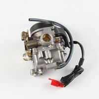 Wholesale 139qmb Moped Engine - CVK PD18J 18mm Carburetor Fit Honda 4-Stroke Motorcycle GY6 50cc Scooter Moped PD18 Engine 139QMB 139QMA ABM IRBIS BAJA
