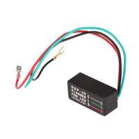 Wholesale 12v Flasher Blinker Relay - Universal Car Turn Signal Indicator Brake Light Motorcycle 12V LED Halogen Turn Signal Light Flasher Blinker Relay Blinker 3 Pin order<$18no