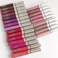 Wholesale Lipstick Colours - Colourpop Lip Gloss ULTRA MATTE LIQUID LIPSTICKS Various colors Long Lasting lips Colour pop 15Colors