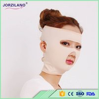 Wholesale Double Chin Face Mask - Full Face-lift masks,Health Care Thin Face Mask Slimming Facial Thin Masseter Double Chin Beauty Face Lifting Bandage Belt