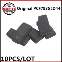 Wholesale Lexus Key Blanks - Best Selling 2017 auto car Transponder Chip Blank original ID44 PCF7935AA PCF7935AS for BMW, MINI, Land Rover, Volvo, Bently, VW 10pcs lot